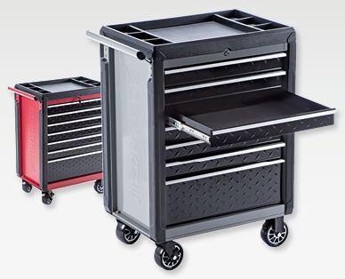 Workzone 174 Werkstattwagen Tool Storage Tools Storage