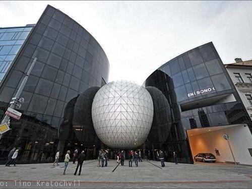 Multifunkční kulturní prostor Sono Centrum v Brně