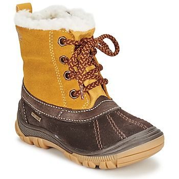 #Kinderschuhe :FLEN-E GORETEX Kaffee: Der #Schneestiefel Flen-e-gtx von Primigi garantiert den Füßen Ihres Kindes Wärme und Komfort für den Winter.   #SchuheJungen, #StiefelJungen, #Primigi, #Schuhe