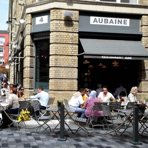 The spring weather has arrived on #RegentStreet, and the Food Quarter is the perfect spot for al fresco dining.