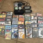 Sony PSP 1001 Lot W/ 2 Consoles Travel Case Charger and 41 Games and TV Shows  Price 89.0 USD 37 Bids. End Time: 2017-04-24 22:45:59 PDT