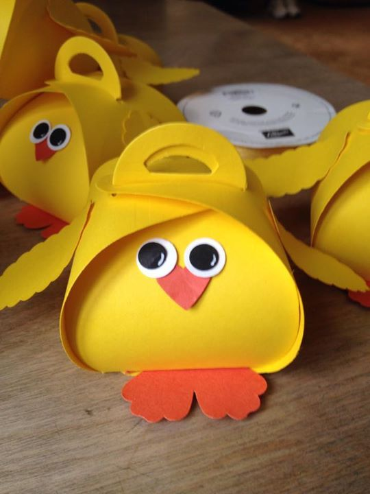 2015 EASTER CHICK