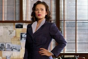 """ECCC: Hayley Atwell Talks """"Marvel's Agent Carter,"""" """"Ant-Man"""" Appearance - Comic Book Resources"""