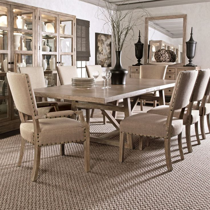 Bernhardt Elements Dining Table 335 224S Dining Room
