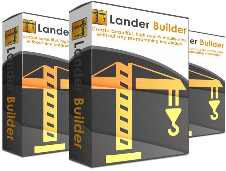New Landing Page Cloud-Based Software called LANDER BUILDER!    Sick and tired of paying a monthly subscription fee for a landing page builder?  Here's a Brand New cloud-based software called 'Lander Builder' which  you can have for a one-time fee only!   http://landerbuilder.tk/ Be quick!!  Sale Expires 4th November.