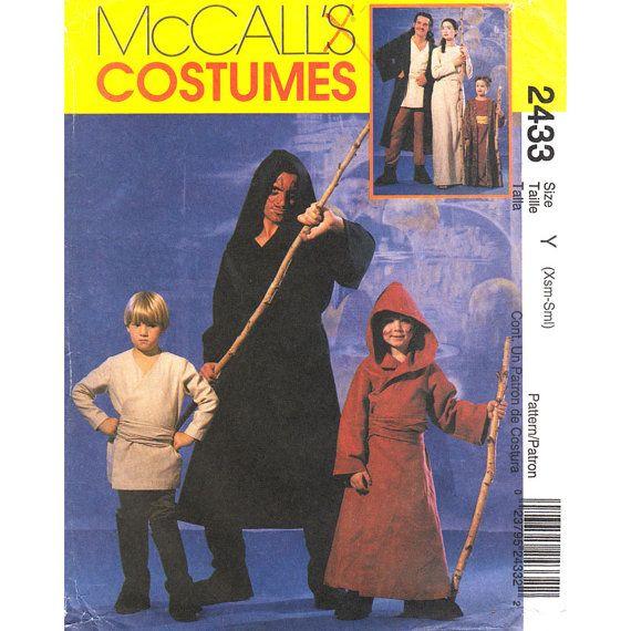 Space Nomads Star Wars Costume Pattern by finickypatternshop, $9.75
