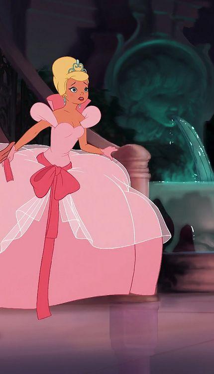 Dancing On A Cloud Via Tumblr The Princess And The Frog Disney Aesthetic Disney Animated