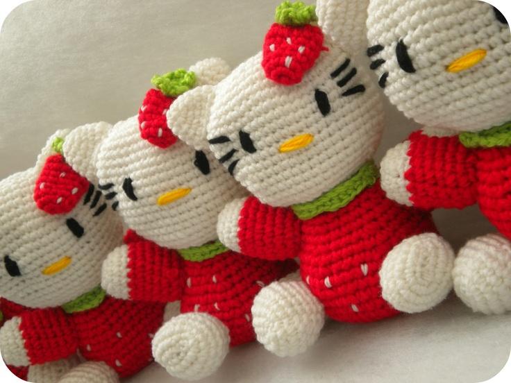 1000+ images about CROCHET HELLO KITTY & ALOHA KITTY on ...