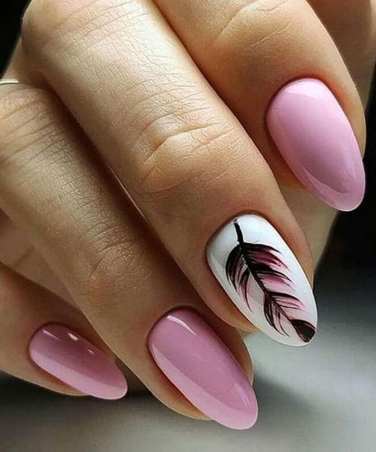 Awesome 35 Impressive Pink Nail Art Designs Ideas More At