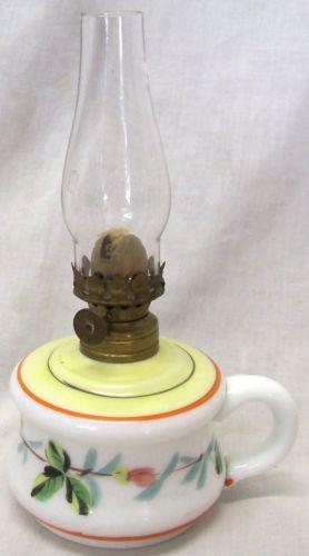 1000 Images About Vintage Mini Oil Lamp On Pinterest
