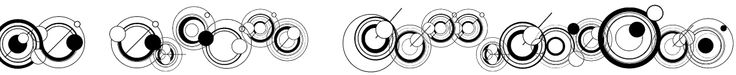 Gallifreyan Font - Doctor Who