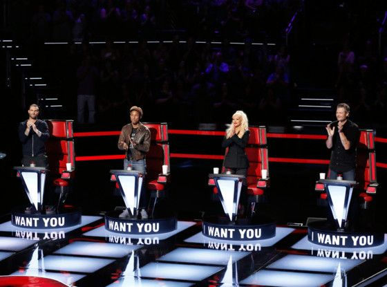 "Pharrell Is Back for The Voice Season 10 & Ready to Slay With His ""Kung-Phu"" Moves  The Voice, The Voice Season 10, Christina Aguilera"