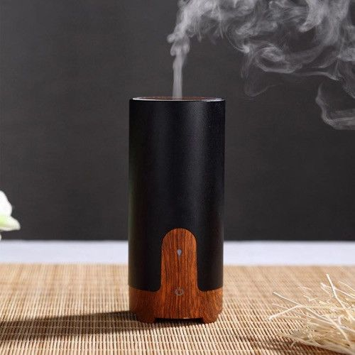 "Aesthetically pleasing Ultrasonic Essential Oils diffuser helps you enjoy natural aromas while driving and to deodorize, refresh your car, and enjoy the benefits of aromatherapy ""on the go."" Plug the"