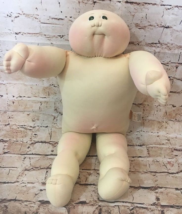 1978 Babyland General Hospital Little People Xavier Roberts Cabbage Patch Doll