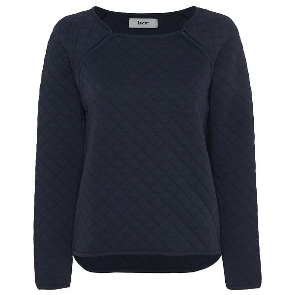BZR Mauve Sweatshirt by Bruuns Bazaar | La Luce