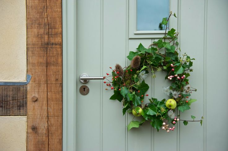 from Modern Country Style blog: Colour Study: Farrow and Ball French Gray (Exterior Paint Shades:)