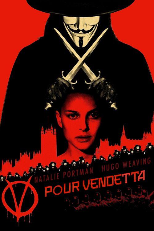 Watch V for Vendetta (2006) Full Movie Online Free