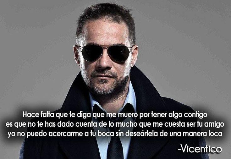 """""""Algo Contigo"""" - Vicentico"""