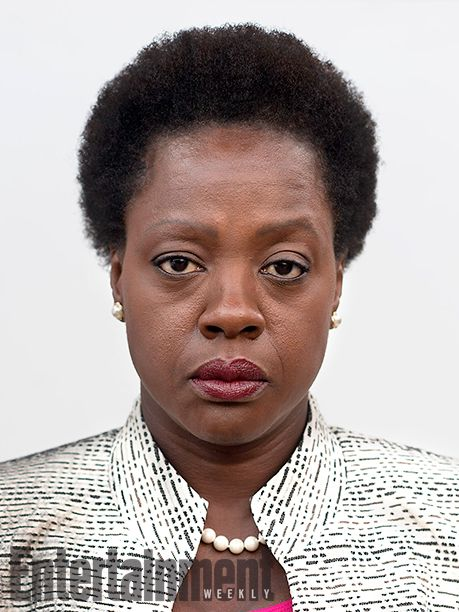 'Suicide Squad': Meet the Roster of Rogues | Amanda Waller (Viola Davis) | EW.com
