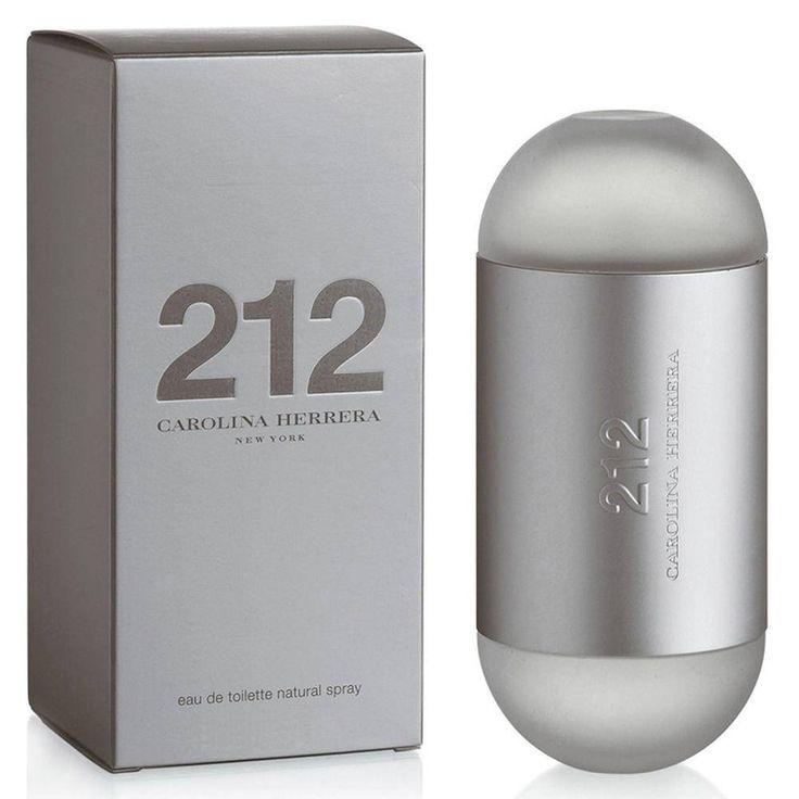 Perfume Carolina Herrera 212 Dama Eau de Toilette 100 ml - $ 1,099.00 en Walmart.com.mx