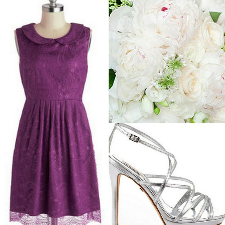 73 best Purple Bridesmaid Dresses images on Pinterest | Lisa, Purple ...