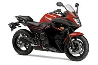 2013 Yamaha FZ8 - Compare Specs, Prices