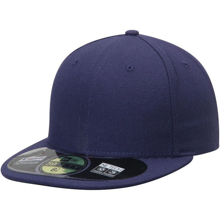 Chicago Cubs New Era Turn Back the Clock Authentic Collection Official 59FIFTY Game Fitted Hat - Navy