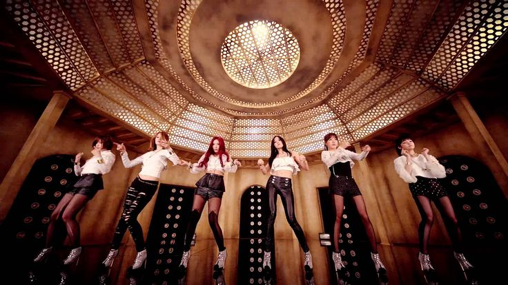 "T-ARA[티아라] ""NUMBER NINE [넘버나인]"" M/V  If you like dance, very young girls dancing around, if you like hundreds of images per minute flashing in your face, and Korean Music, you will like this.  It is really crazy stuff, in my humble more eye candy than ear candy, but then, I have absolutely not taste whatsoever.  It really is enjoyable, trust me."