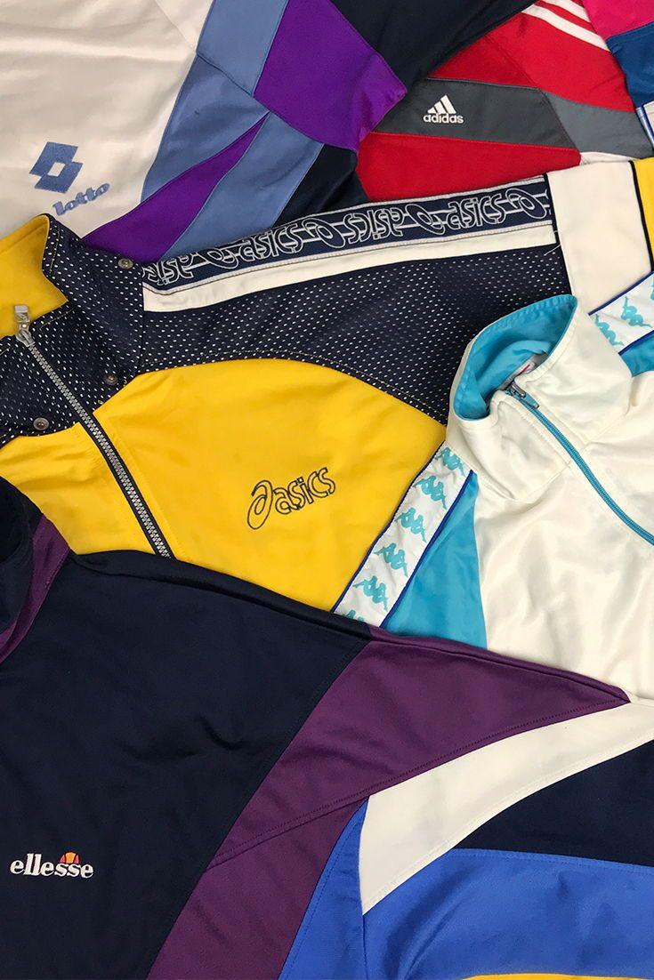 Vintage Windbreaker Mix Vintage Windbreaker Outfit 90s Aesthetic Vintage Streetwear Fashion Vintage Windbreaker Retro Outfits Windbreaker Outfit