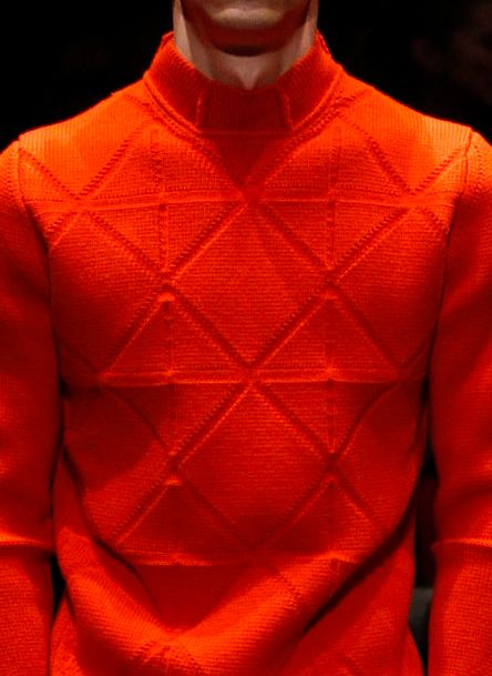 DecoriaLab : Z Zegna Fall 2013 Details