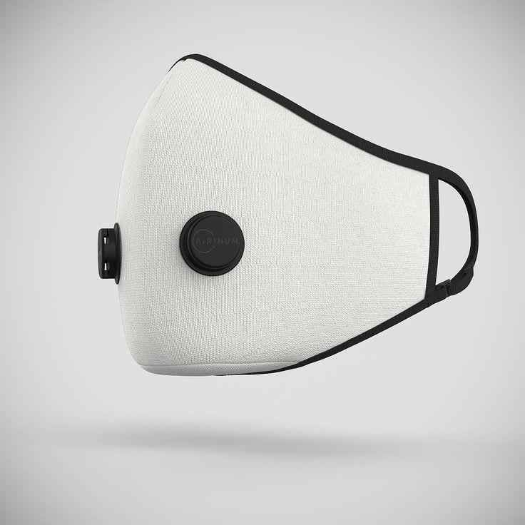 Designed by one of Sweden's top designers The Urban Breathing Mask revolutionises ergonomic comfort. #Airinum