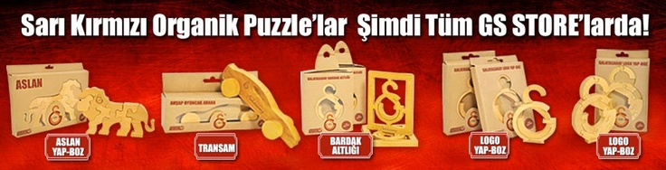 Wooden toys for Galatasaray