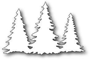 вытынанка шаблон трафарет дерево зимой для вырезания из бумаги и украшения окна