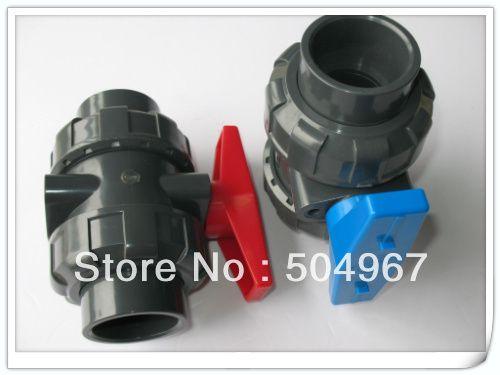Оптовой или розничной стеклопакеты с двойным союз шаровой кран DN25 с 100% гарантия качества и конкурентоспособная цена, патрубки