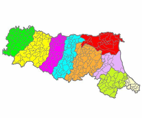 Emilia-Romagna: fusione dei comuni Savignano sul Rubicone e San Mauro Pascoli