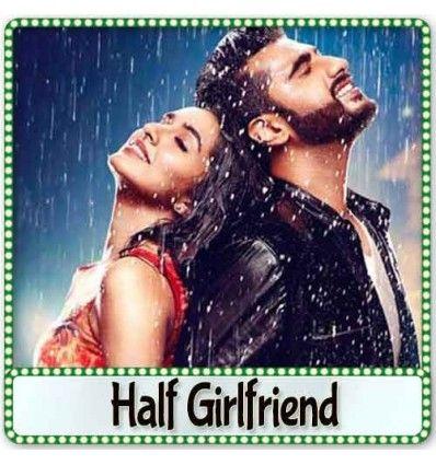 http://hindisongskaraoke.com/all-karaoke/3741-baarish-half-girlfriend-mp3-format.html  High quality MP3 karaoke track Baarish from Movie Half Girlfriend and is sung by Ash King, Shashaa Tirupati and composed by Tanishk Bagchi
