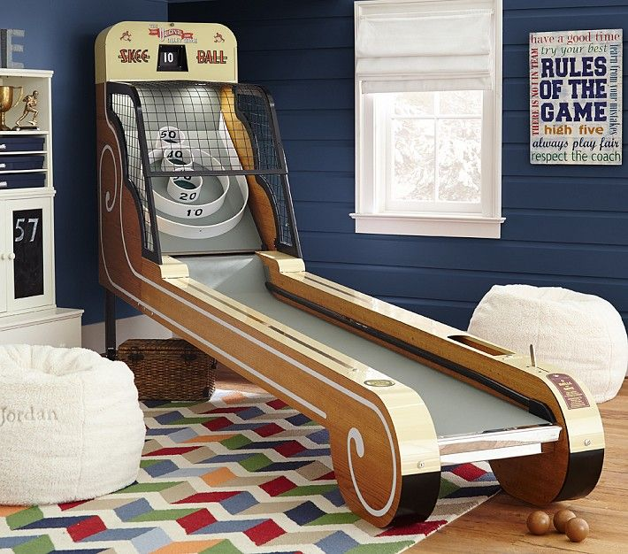Give the gift that truly WOWs: a real Skeeball Machine!
