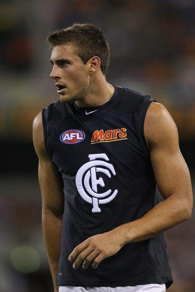 Shaun Hampson, Australian footballer :)