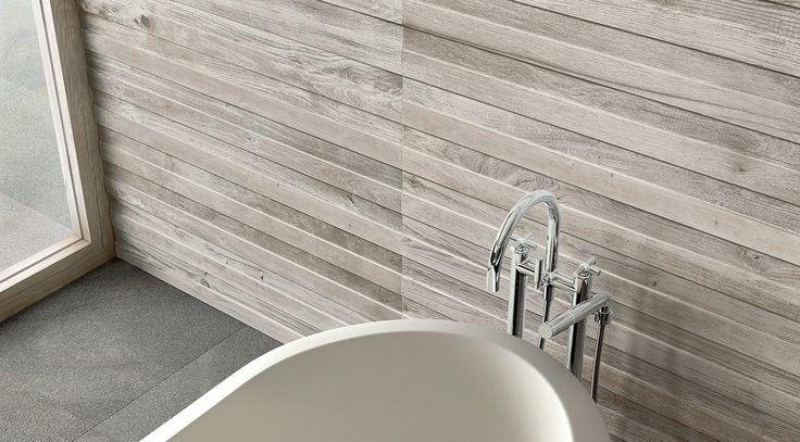 #Kronos #Wood-Side Maple Listellato 25x120 cm 6560 | #Feinsteinzeug #Holzoptik #25x120 | im Angebot auf #bad39.de 146 Euro/qm | #Fliesen #Keramik #Boden #Badezimmer #Küche #Outdoor