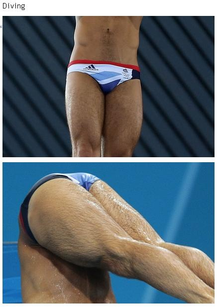 """Great article on the absurdity of how female Olympians in beach volleyball are photographed. It answers the question """"What if every Olympic sport was photographed like beach volleyball?"""" Informative and funny."""