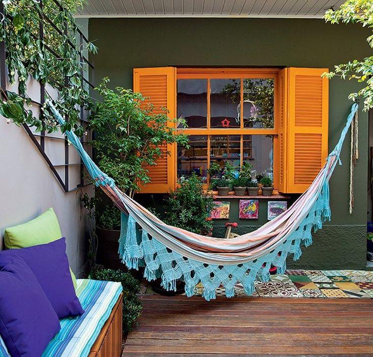 Faça um Redário Na Sua Casa   Ideias Designer de Interior