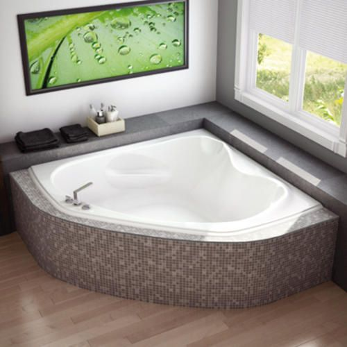 Murmur 60 X Corner Soaker Bathtub At Menards