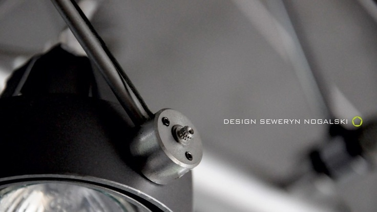 4 spot - Seweryn Nogalski design