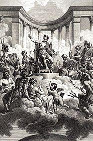 http://horozz.net/yunan-mitolojisi.html - Monsiau tarafından yapılmış, Olymposlu tanrılar betimlemesi.
