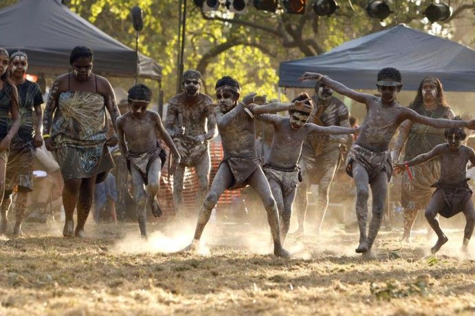 Witness the passing of culture across generations at the Laura Aboriginal Dance Festival  Image by Cathy Finch http://blog.queensland.com/2014/11/20/100-things-to-do-cairns-great-barrier-reef/ #thisisqueensland