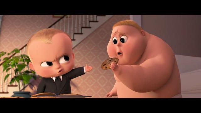 Boss Baby Scene Progression Baby Movie Boss Baby Kid Movies