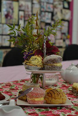 Paper Flourish: 3rd Birthday High Tea