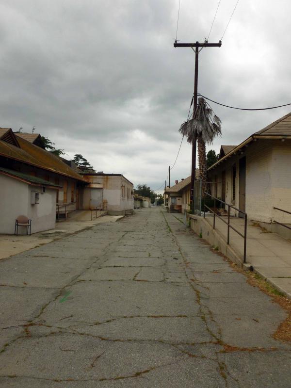Avoiding Regret: Photo Essay: Rancho Los Amigos, Abandoned County Poor Farm, Downey