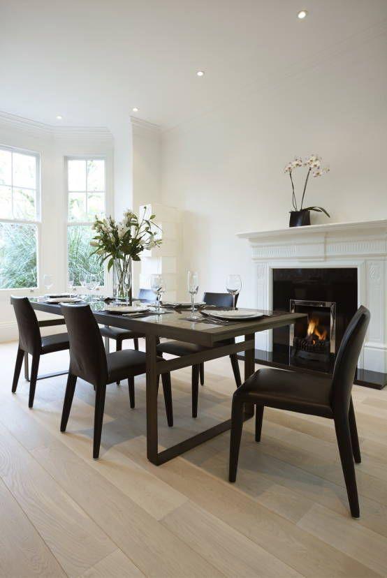 7 fabulous formal dining room sets gardens garden for Modern formal dining room sets