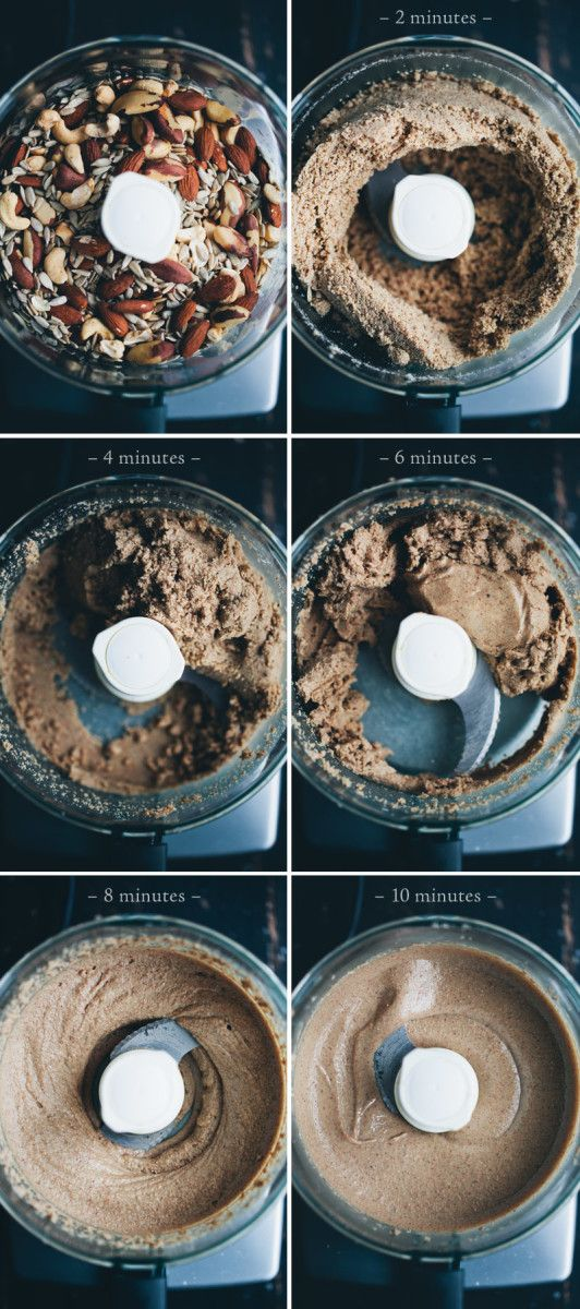 Great advice on how to make the best nut butters.